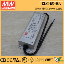 Original Taiwan MEAN WELL New type 150W dimmable Led driver ELG-150-36B