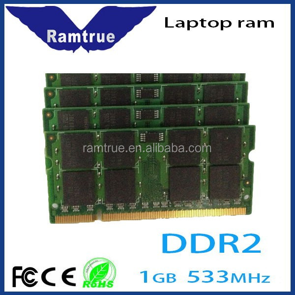 factory stock DDR2 1G ram 800mhz pc6400