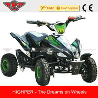 2014350W 500W 800W Mini Electric ATV QUADS For Kids