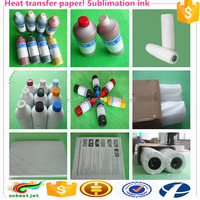 fluorescent ink sublimation!! dye sublimation ink for Mimaki JV5 printer