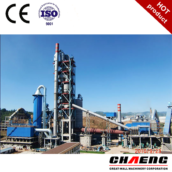 CHAENG cement plant price for construction