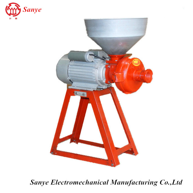 Cheap price corn grinder grain milling machinery small portable wheat flour milling machines with price