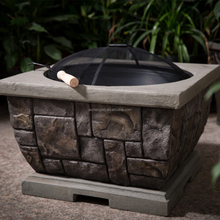 High Quality Antique Outdoor Fire Pit Table/Fireplace