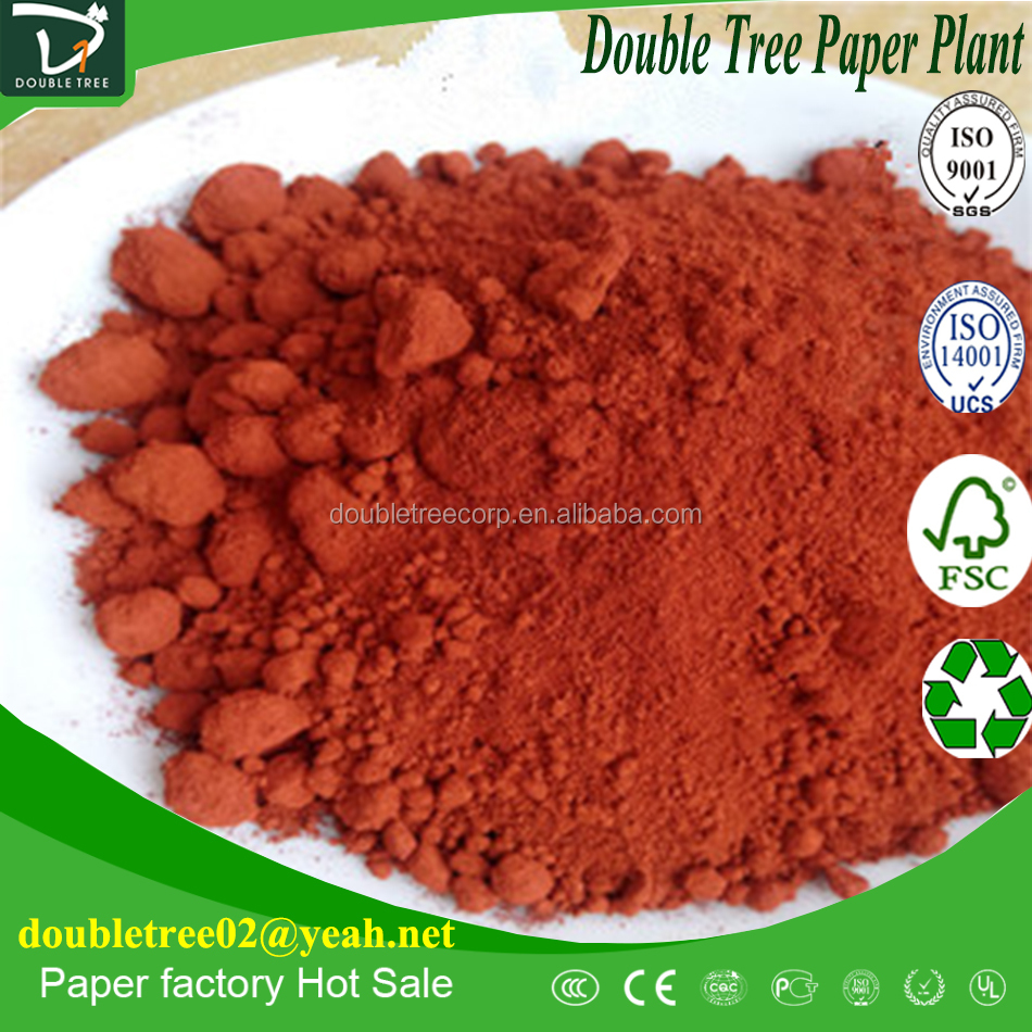 Factory offer Iron oxide Red 130 for coating usage CAS 1309-37-1