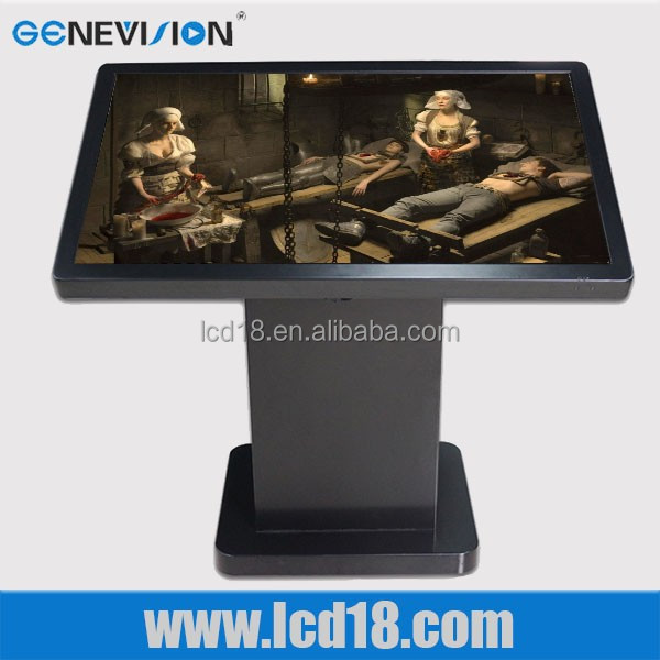 55 inch multi touch high definition display all in one pc