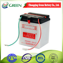 12N2.5 motorcycle battery for loncin motorcycle parts