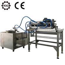 Z0837 automatic chocolate decorating machine with CE