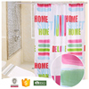 new products for home-use clean waterproof shower window curtains