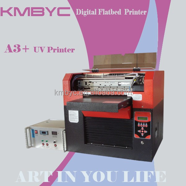 A3 direct jet uv led printer no need pretreatment