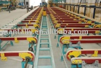 Belt Cooling Bed(aluminium extrusion auxilary equipments)