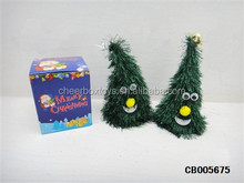 Christmas decoration electric swinging Christmas tree Christmas toy for kids