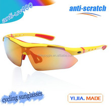 sports safety glasses in china thick glasses frame manufactures yellow lens safety glasses
