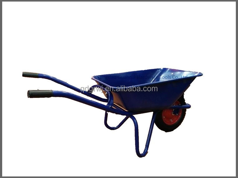 Malaysia 3 in 1 wheelbarrow tublar frame with front bracket