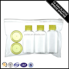 Top products hot selling new 2016 WK-T-10 travel bottle silicone travel set