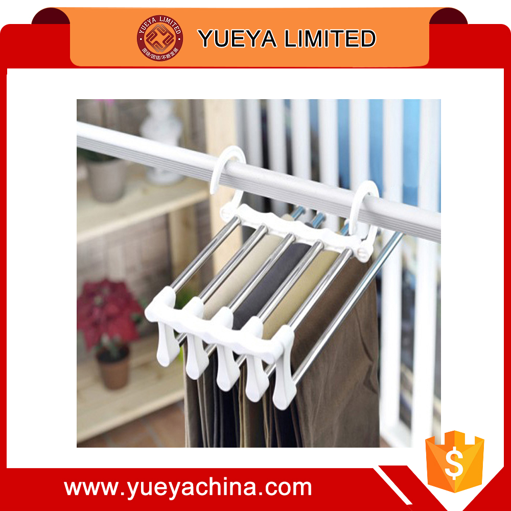 Popular Stainless Steel Hanger Organizer Trousers Rack