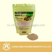 Chemical industry use heavy duty fertilizer packaging bag with customized size