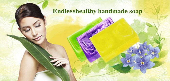 handmade soap advertise