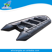 Hypalon fishing yacht inflatable the boat pvc