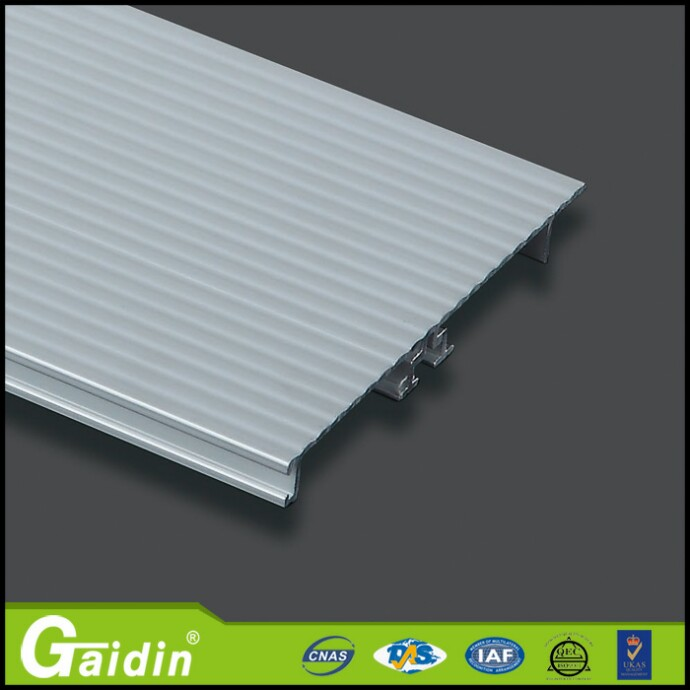 New series concave line skirting boards