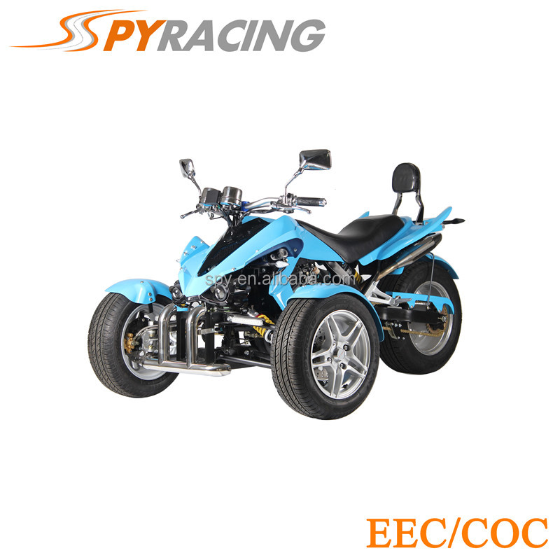 EEC 3 wheel tricycle reverse trike for sale racing model