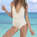 2016 Crochet Halter sexy One Piece Swimsuit