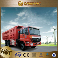 FOTON and scania dump truck 8*4 with 20 cubic dump truck
