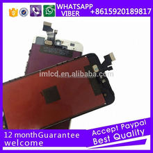 Alibaba China wholesale LCD recycle broken lcd screen for iPhone 5 test one by one