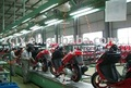 motor scooter production line