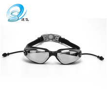 Wholesale Swimming Glasses with ear plug goggles