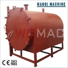 Wanqi THL-B1 high efficient carbonization furnace for charcoal making industrial sludge carbonization furnace