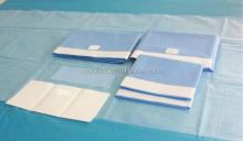 High Quality Disposable Surgical Drapes And Gowns