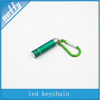 Multifunctional torch light led keychain with low price