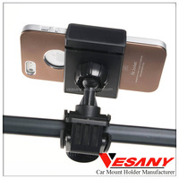 Vesany Shenzhen supply silicone material for iPhone bike holder universal 360 rotating