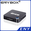 Kodi16.1 Amlogic S905X em95x TV Box 1G/8G Android 6.0 Quad core TV BOX Set-top Box Support