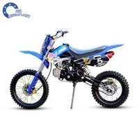 125cc apollo bosuer gas dirt bike for sale