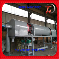 Crop Wastwood waste carbonization stove/sawdust carbonization furnace Gasification Replace Fuel Continuous Carbonization Furnace