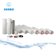 Great price High Flow PP Pleated Filter Cartridge for removing the oil from water