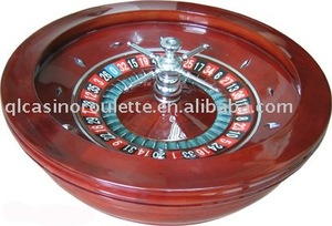32Inch Solid Wood Roulette Wheel