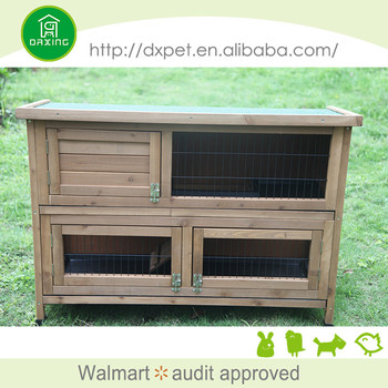 Eco-friendly large size cheap price rabbit breeding cages
