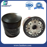 Auto Engine Parts for Toyota Hiace/Camry /Yaris / Land Cruiser Oil Filter 90915-20001