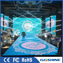 Gloshine S4.81 China Outdoor led Display stage floor panel