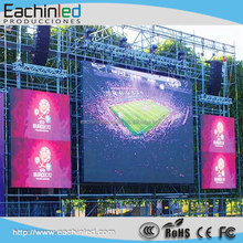 LED Moving Head Light p4.81 die-casting aluminum led display p5.95 outdoor hang rental led display / led tv panel