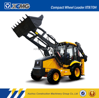 XCMG official original manufacturer XT870H lawn tractor backhoe loader