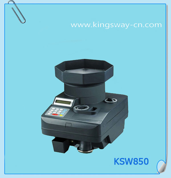 high speed heavy duty coin counter