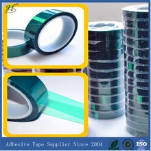 Green Film Polyester Silicone Extruded Heating Tape