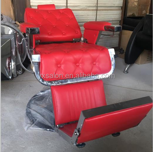 2017 Latest Stainless Steel Heavy Duty Barber chair(DCA2109)