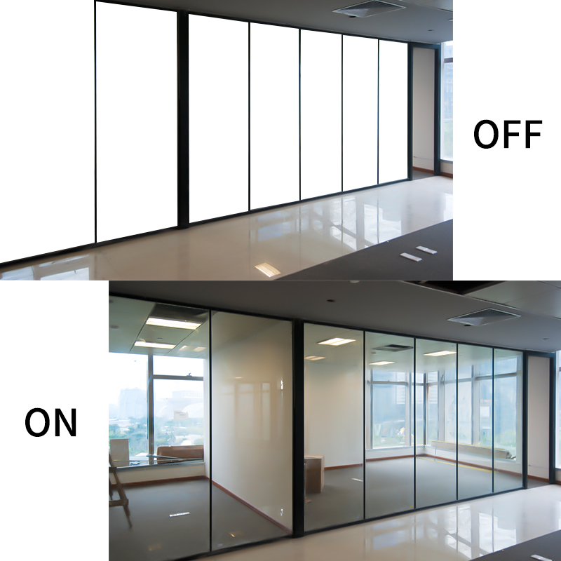Smart Glass Film Prices , Smart Film For Laminated Glass , Electrochromic Glass
