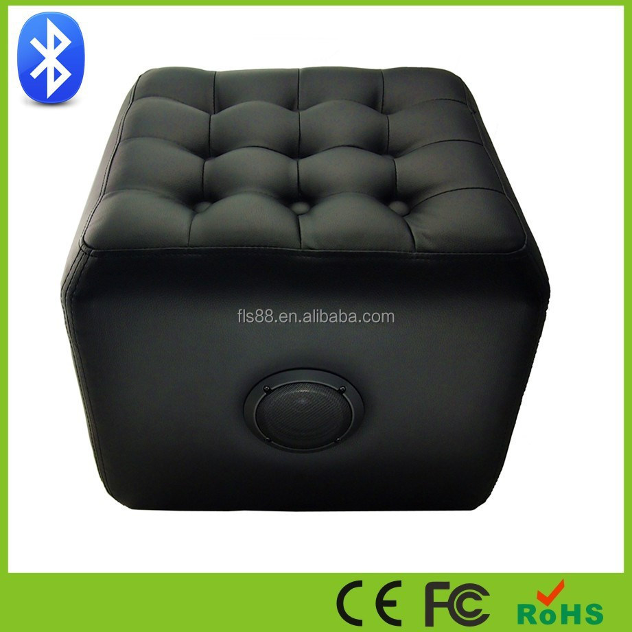 high quality big power stool game portable bluetooth speaker system
