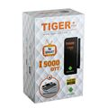 Tiger I5000 OTT new product satellite receiver andriod tv box support iptv