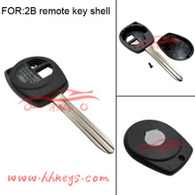 2 buttons Suzuki Swift remote key fob keyless replacement shell no button and inner part
